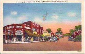 NC Black Mountain Hwy 70 & State Street Drug Store