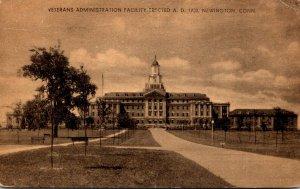 Connecticut Newington Veterans Administration Facility 1937