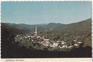 Gatlinburg, Tennessee, unused Postcard