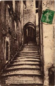 CPA Sisteron La Longue Andronne (683627)