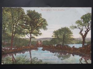 Yorkshire BRADFORD - MANNINGHAM PARK Old Postcard