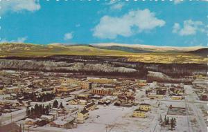 A winter view of Whitehorse,  Yukon, Canada, 40-60s