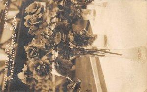 H81/ Portland Oregon RPPC Postcard c1910 PRIZE Winners Rose Festival  11