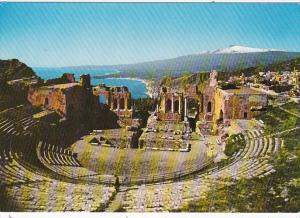 Italy Taormina The Greek Theatre