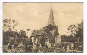 Stoke Poges Church, Stoke Poges (Buckinghamshire), England, UK, 1900-1910s