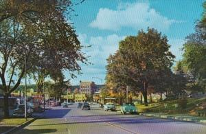 Michigan Iron Mountain Stevenson Avenue