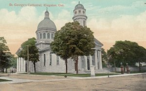 KINGSTON , Ontario , 1900-10s ; St. George's Cathedral