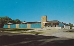 Lady Beaverbrook Rink, FREDERICTON, New Brunswick, Canada, 40-60´s