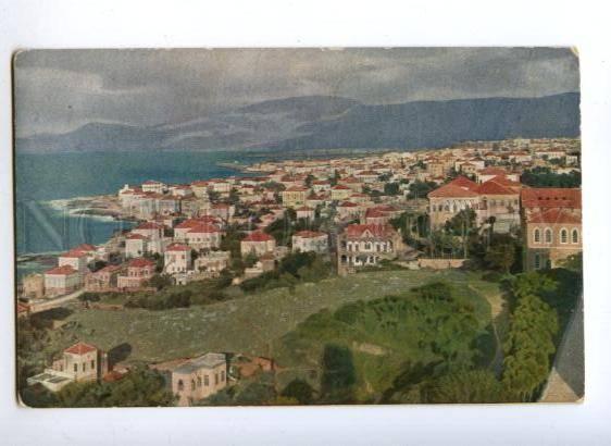 172274 Lebanon BEIRUT BEYROUTH Vintage postcard