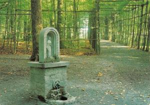 Belgium Bruly de Pesches Fontaine St Meen Fountain