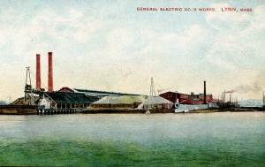 MA - Lynn. General Electric Company's Works