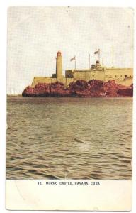 Post Card  early 1900's Cuba