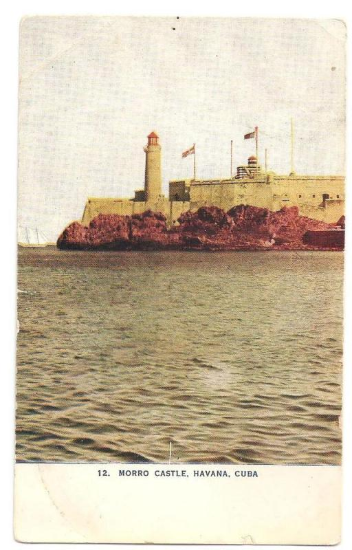 Post Card  early 1900's Cuba