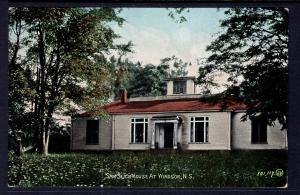 Sam Slick House,Windsor,Nova Scotia,Canada