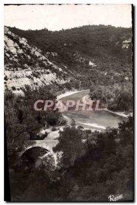 Old Postcard Greoux Les Bains Bridge collostre