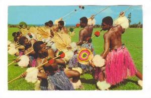 Meke Wesi (Spear Dance), Fiji, 40-60s