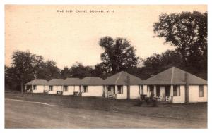 New Hampshire Gorham , Brae Burn Cabins