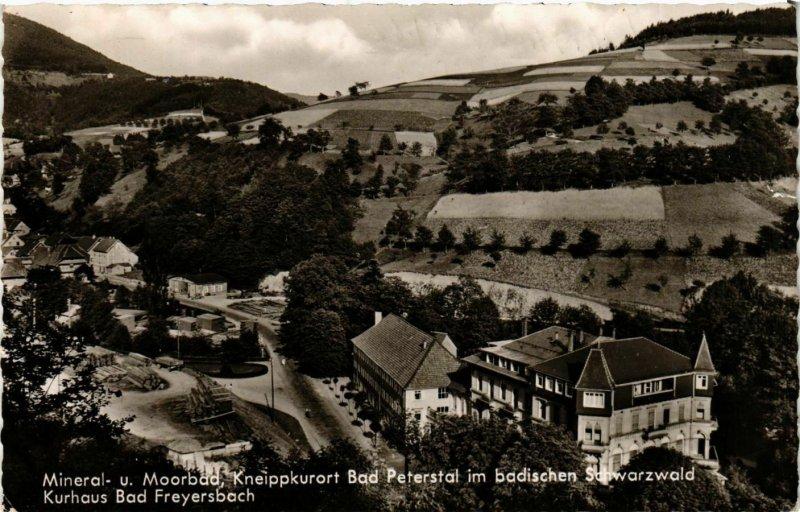 CPA AK Bad Peterstal Mineral u.Moorbad GERMANY (933393)