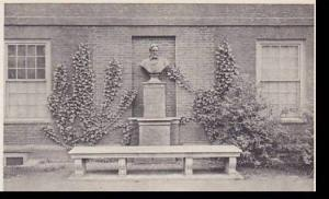 Massachusetts Cambridge Memorial To James Russel Lowell Harvard University Al...