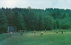 New Hampshire Spofford Camp Notre Dame Baseball Game