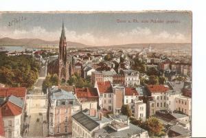 Postal 027348 : Bonn a. Rh. Vom M·ster gesehen