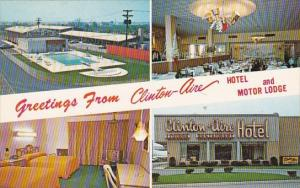 New York Buffalo Clinton-Aire Hotel and Motor Lodge
