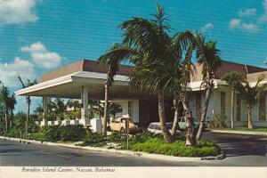 Bahamas Nassau Paradise Island Casino