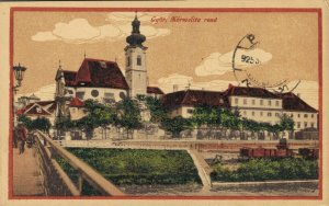Hungary Győr Postcard Lot of 5 With RPPC  01.17