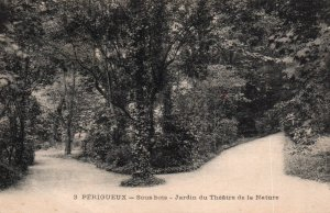 Sous Bois,Jardin du Theatre de la Nature,Perigueux,France BIN