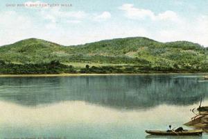 OH - Ohio River & Kentucky Hills
