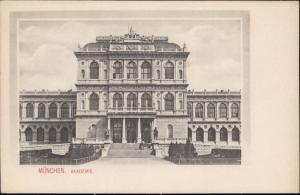 Munchen Akademie