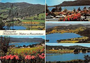 Feriengebiet Keutschacher Hafner und Rauschelesee Auto Cars Terrace Lake