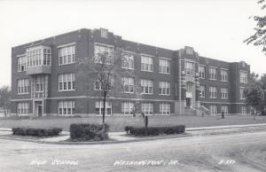 RP: WASHINGTON , Iowa, 1940s-50s; High School