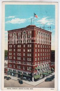Hotel Yancey, Grand Island NE