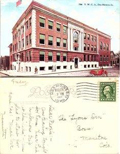 Y.W.C.A. Des Moines, Iowa