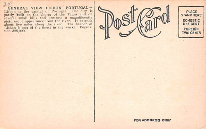 Gene Lisbon Unused