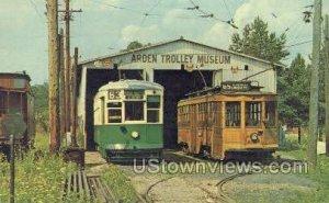 Arden Trolley Museum - Washington, Pennsylvania
