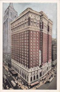 Hotel Mcalpin Broadway At 34th Street New York City New York