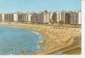 Postal 045337 : Montevideo (Uruguay). Playa Pocitos