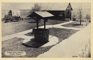 Dalton Gang Hideout, MEADE, Kansas, 1910-1920s