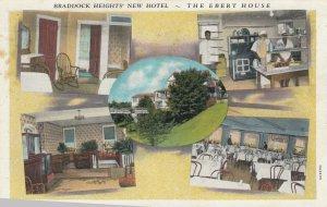 BRADDOCK HEIGHTS , Maryland, 1936 ; The Ebert House
