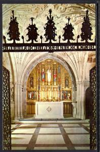Washington Cathedral,Washington,DC BIN