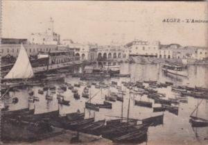 Algeria Alger L'Amirau