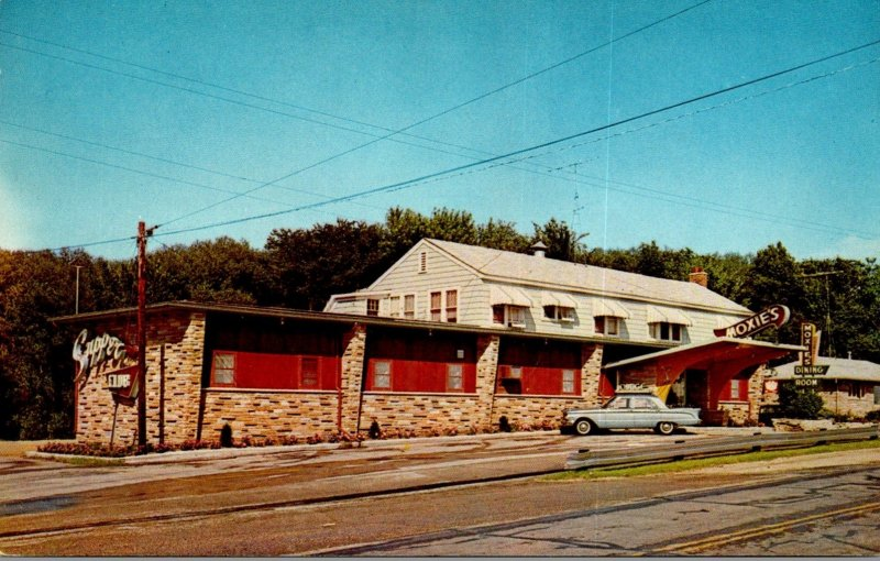 Wisconsin Ripon Moxie's Supper Club 1968