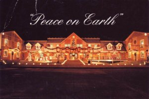 Continental-size PEACE ON EARTH from Lee Middleton Original Dolls Factory Outlet