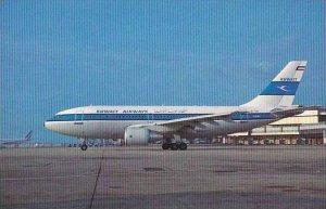 KUWAIT AIRWAYS AIRBUS INDUSTRIE A310-222