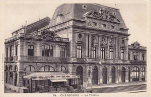 Cherbourg ,France, 00-10s ; Le Theatre
