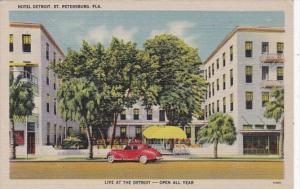 Florida St Petersburg Hotel Detroit