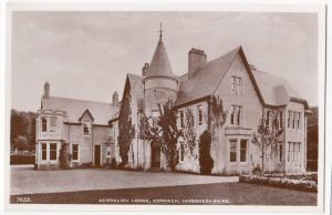Inverness; Achdalieu Lodge, Corpach RP PPC, Unposted, By JB White