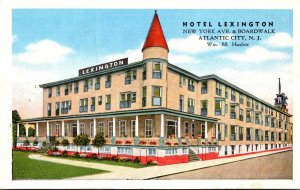 New Jersey Atlantic City Hotel Lexington